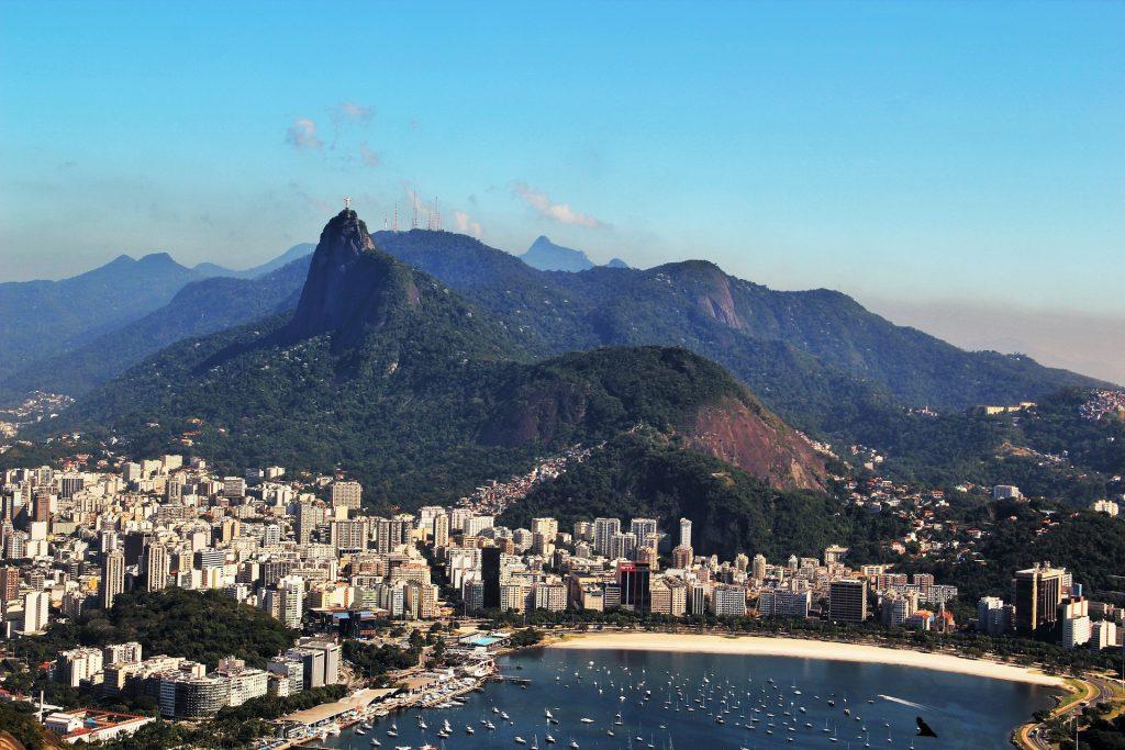 Näkymä Rio de Janeiroon