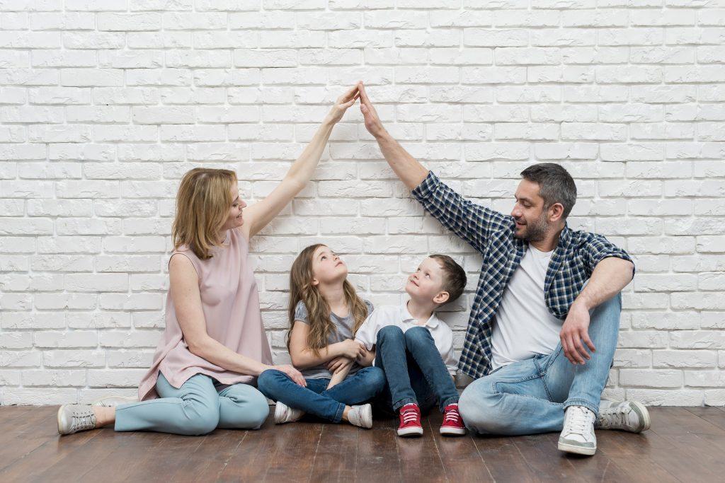 Perhe antaa eväät elämään, niin hyvässä kuin pahassa.