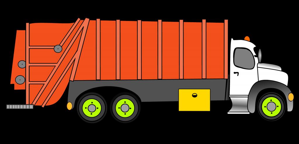 Jätteen kokoon puristavat keräilyautot  ovat jo pitkään olleet liikenteessä.
